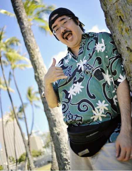 friday feast: hawai'i's pidgin guerrilla | Jama's Alphabet Soup