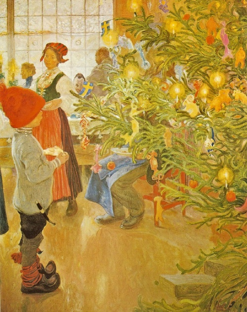 christmas again larsson 1907 (2)500