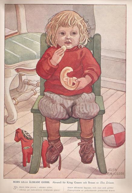 kring-granen-och-brasan-mors-lilla-älskade-gosse E. Ericson