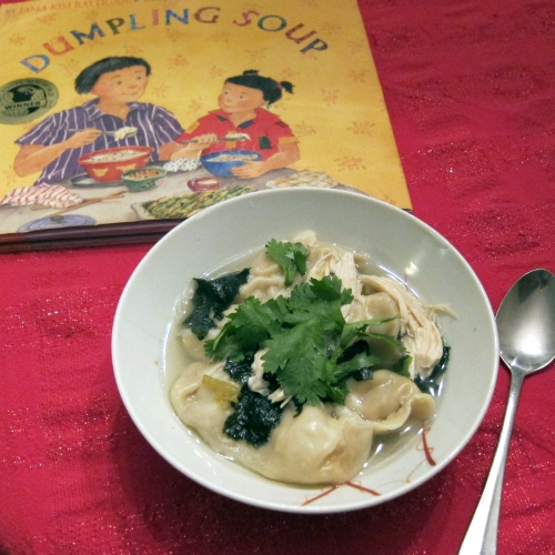 book and soup