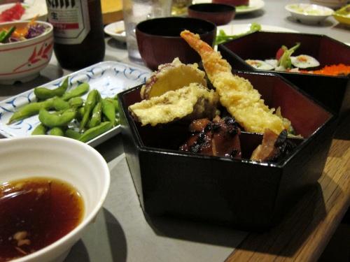 gyotaku tempura