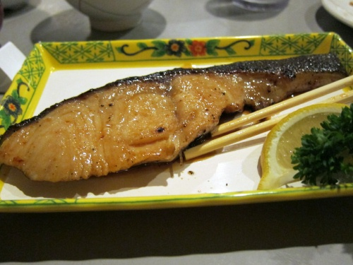 miso butterfish