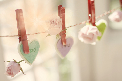 hearts line