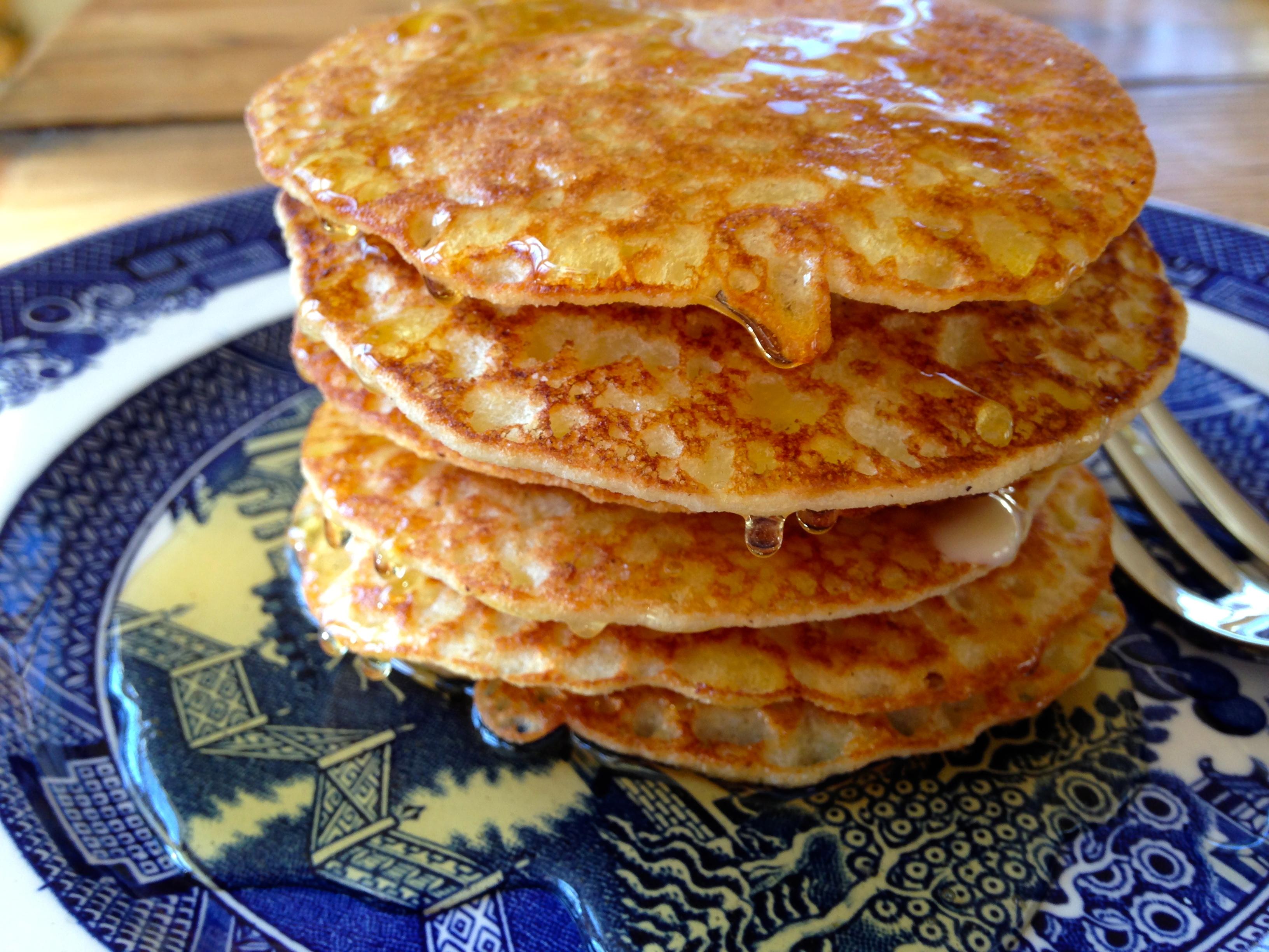 Traditional Hoe Cake Recipe