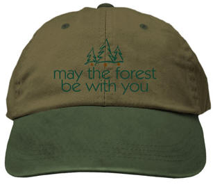 May the Forest Hat