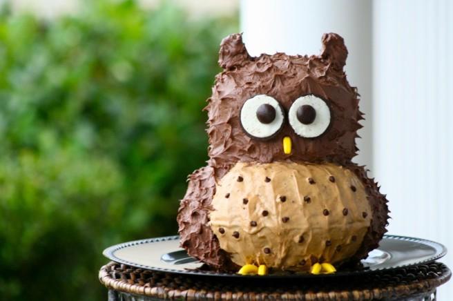 owl-cake