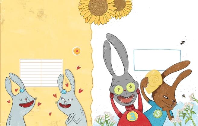 rabbits final art