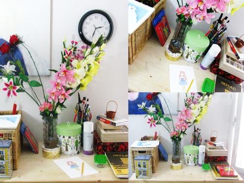 studio collage 500