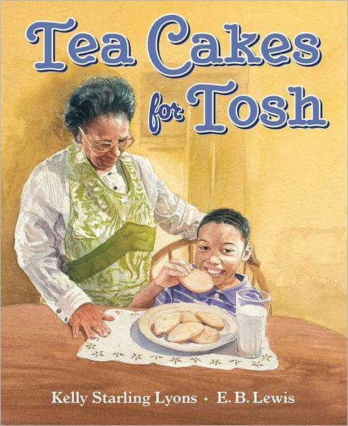 tea cakes cover