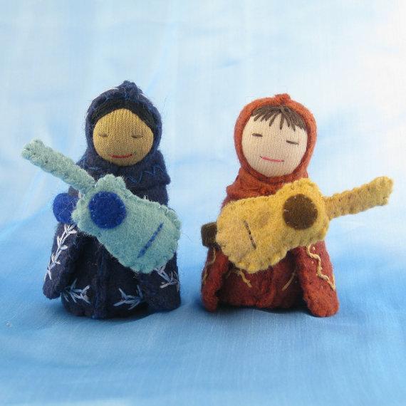 guitar dolls