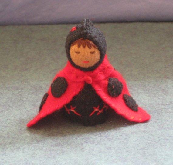 ladybug child