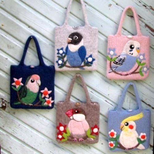 Bags for Japan