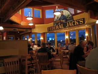 Federal Jack's, K.
