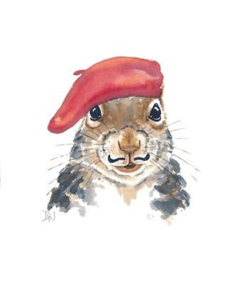squirrelberet
