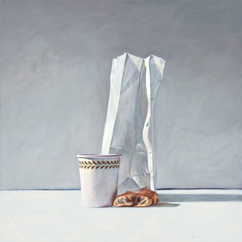Holly Golightly's Breakfast