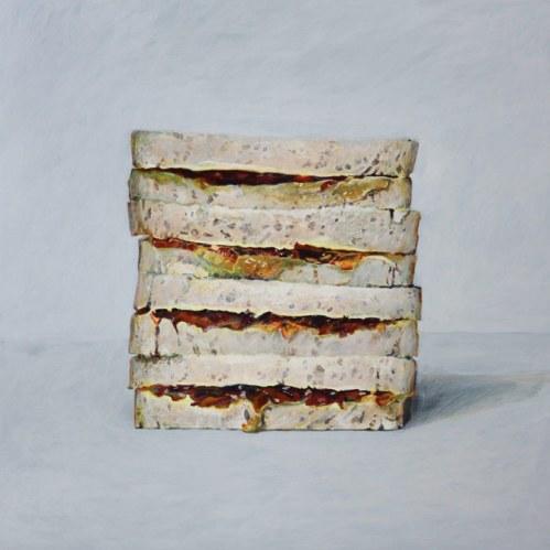 Paddington's Marmalade Sandwiches