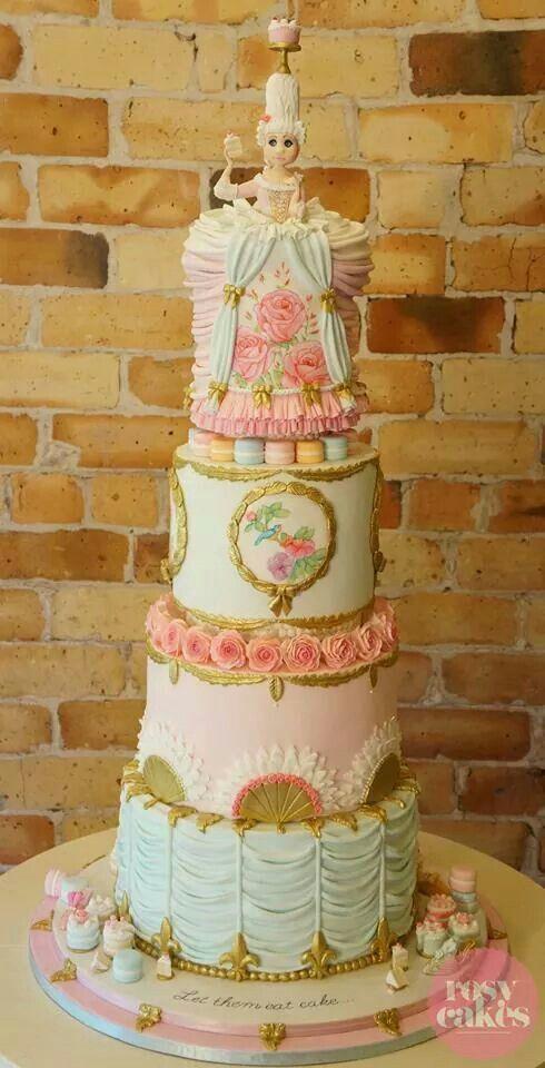 via Rosy Cakes