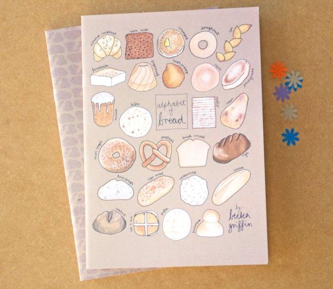 giftbreadnotebook