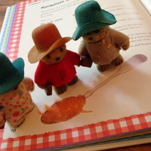 Five Paws Up For Paddington Bear S Apple Tart Jama S