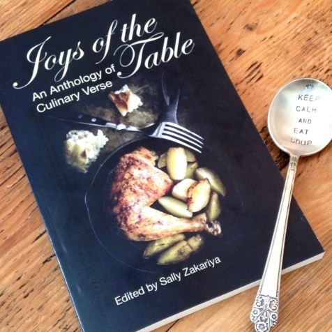 Friday feast two poems from joys of the table an anthology of the joys of the table belong equally to all ages conditions countries and times they mix with all other pleasures and remain the last to console us for forumfinder Gallery