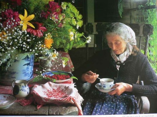Two Yummy Recipes From The Tasha Tudor Family Cookbook A Giveaway Jama S Alphabet Soup