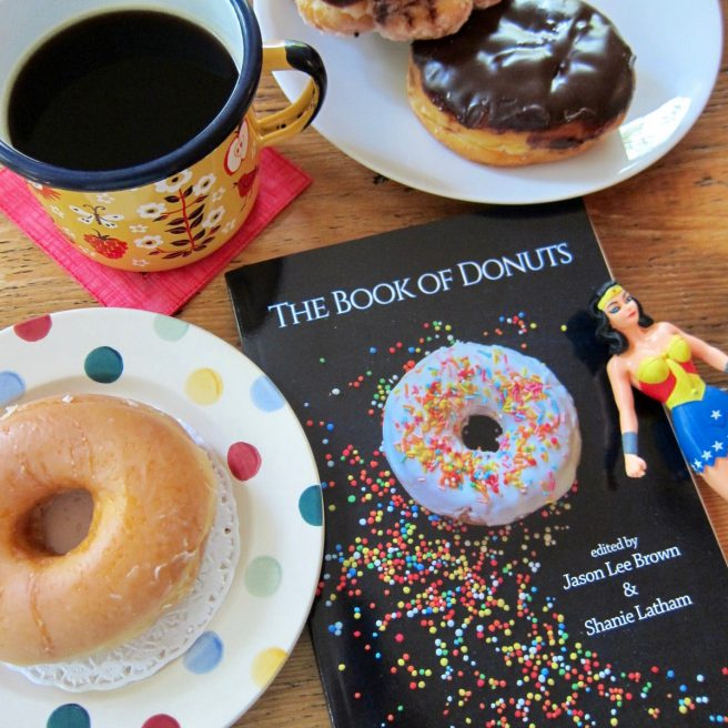 poetry friday roundup: coffee and donuts edition   Jama's Alphabet Soup