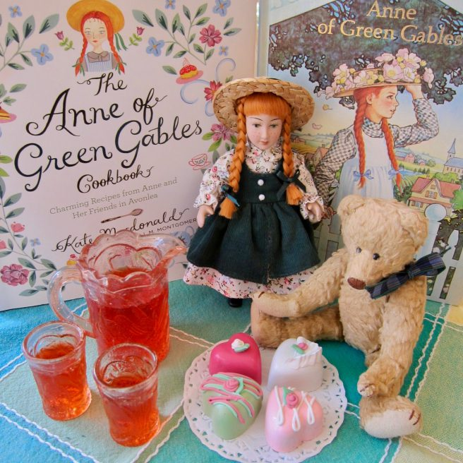 Anne Of Green Gables Anne