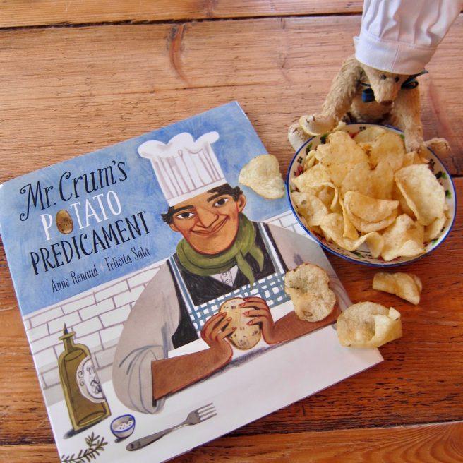 mr crums potato predicament