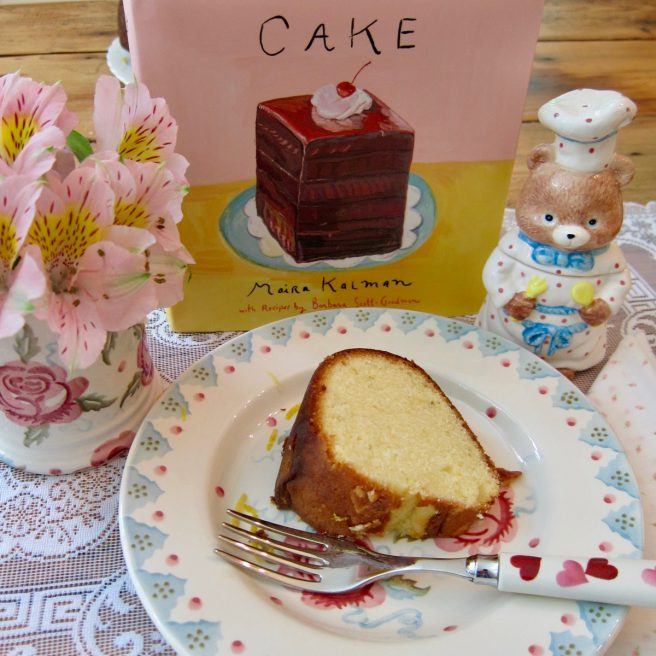 Admirable Love Me Some Cake By Maira Kalman And Barbara Scott Goodman Funny Birthday Cards Online Elaedamsfinfo