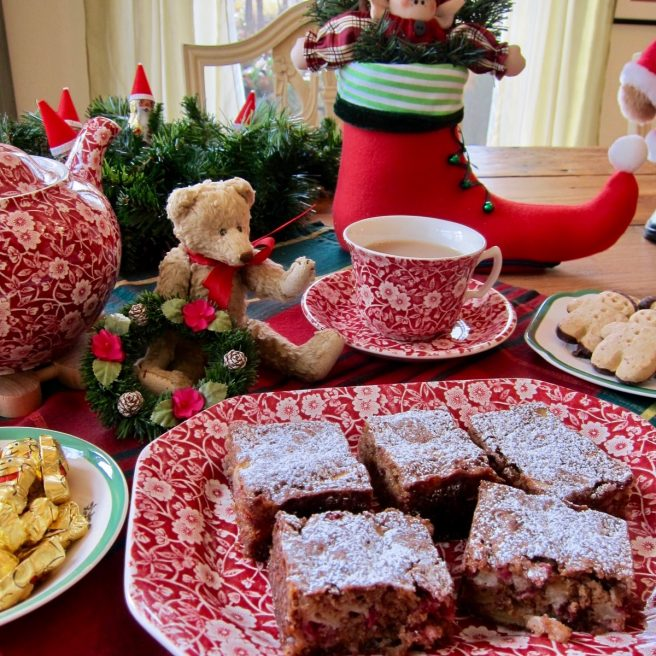 Abcs Of Christmas A Yummy Recipe And A Holiday Blog Break Jama S