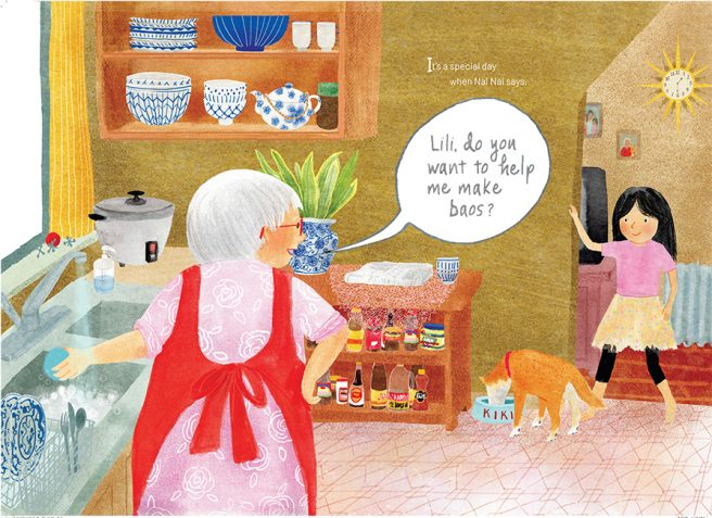 author/illustrator interviews | Jama's Alphabet Soup